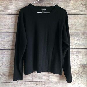 Kirkland Signature 100% 2-Ply Cashmere Sweater